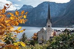 The Protestant Church of Hallstatt