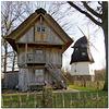 Alte Mühle Heber, Kornhaus