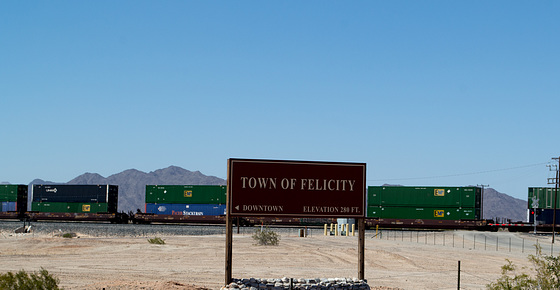 Felicity CA UP (# 0599)