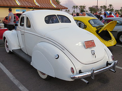 1939 Ford V-8 Coupe