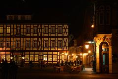 Am Markt in Wernigerode: Hotel Weißer Hirsch