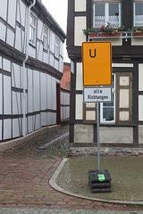 U-Turn...