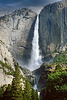 Yosemite Falls - 1986