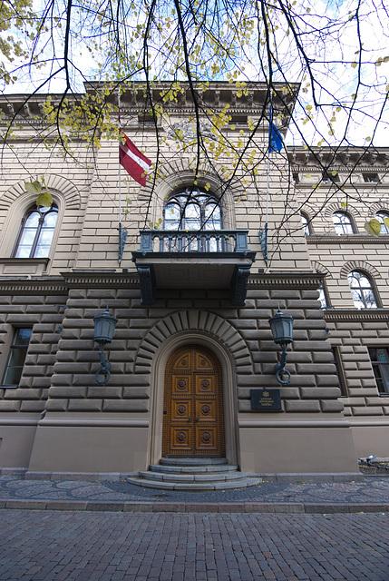 Saeima — das Parlament der Republik Lettland