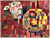 Nature morte à la manière de Klee avec PIKAZO