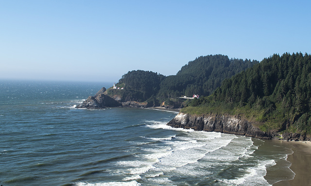 US 101 Heceta Lighthouse (#1133)