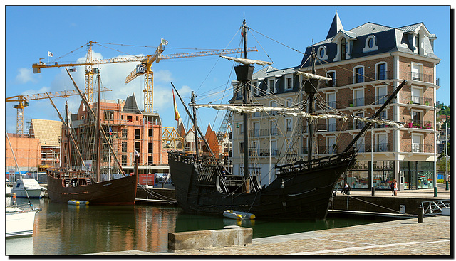 Hafenbauten