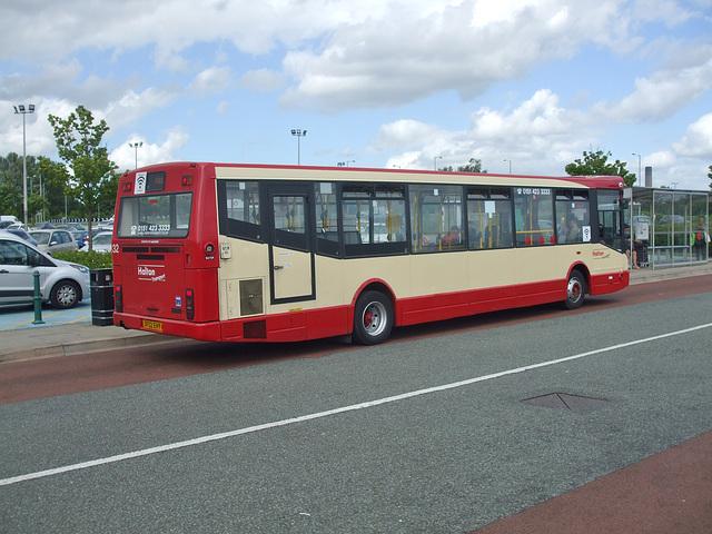 DSCF7695 Halton Borough Transport 32 (DF02 EHY) in Widnes - 15 Jun 2017