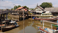 Village de pêcheurs / Fishermen village
