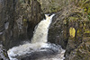 Ingleton waterfalls trail: Hollybush Spout