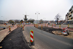 Road reconstruction