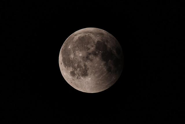 Mondfinsternis (fast vorbei) - 20180728