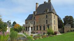 Château des Montgommery, Ducey (50)
