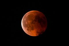Mondfinsternis - (Blutmond) 20180727