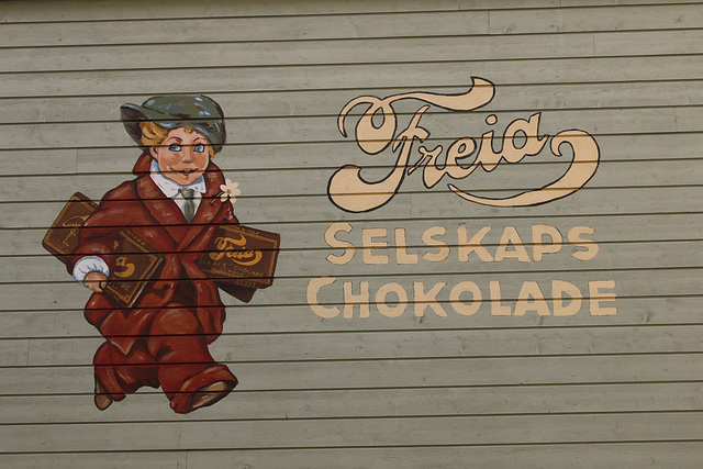 The chokolade boy