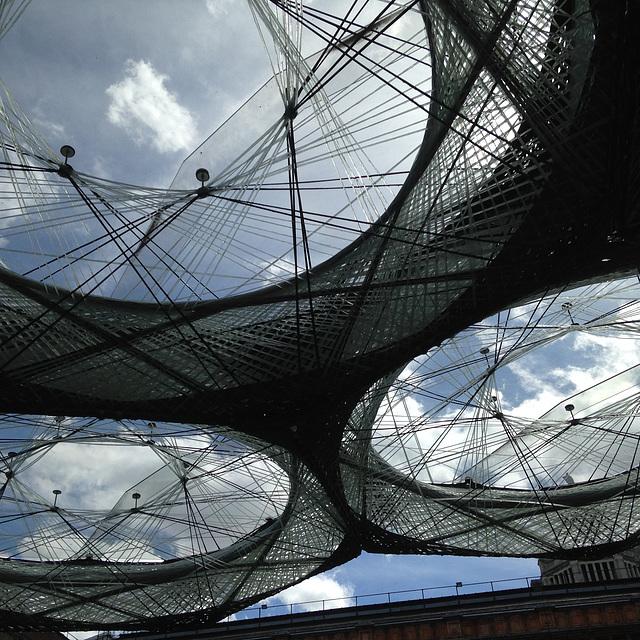 Engineered Shade Structure, Victoria & Albert