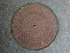 Manhole cover in Richmondshire