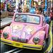 fairground barbie car