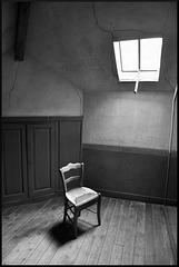 La chambre de Van Gogh à Auvers-sur-Oise