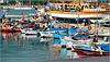 Alanya : il porto delle barche da pesca