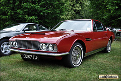 1970 Aston Martin DBS - 3267 TJ