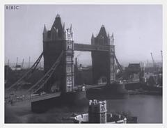 Tower Bridge 1955