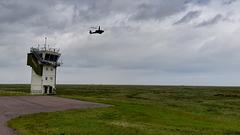 Apache helicopter on Holbeach firing range .. HFF