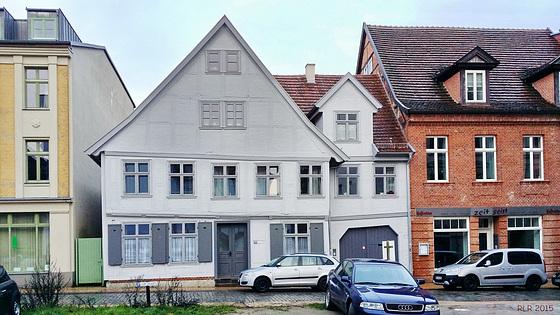 Schwerin, Puschkinstraße, ehemaliger Galvanik-Betrieb
