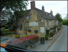 The Red Lion at Long Compton