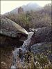 Mountain stream. Sierra de La Cabrera