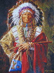 """Chief of the Rosebud"""