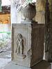 Musée archéologique de Split : Eros avec un flambeau vers le bas.