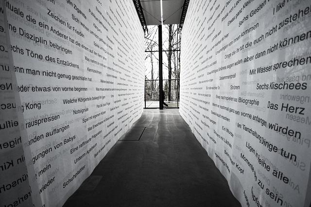 room of words