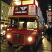 old routemaster on the Strand