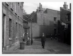 lost London back street