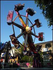 fairground spin