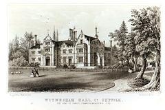 Witnesham Hall, Suffolk
