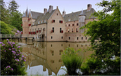 Castle 'Het Oude Loo'...