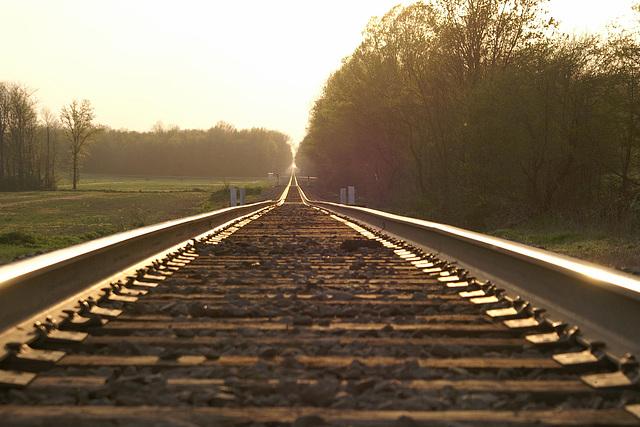 Where The Tracks End
