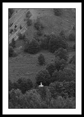 Chapelle dans la montagne