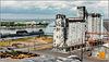 Recife : arrivo al porto con il suo vecchio grande silos