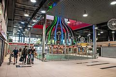 Lyon Centre d'échange bus- SNCF Perrache