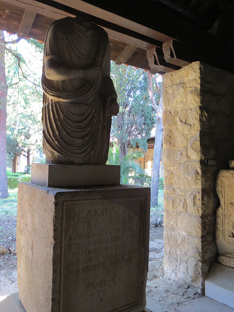 Musée archéologique de Split : CIL III, 8787.