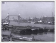Tower Bridge from Bermondsey
