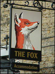The Fox at Chippy