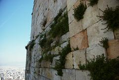 Wall of Acropolis, Athens