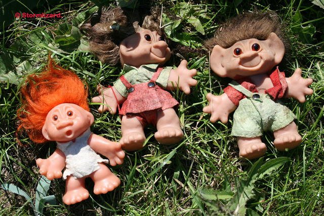 Trolls that can't bother you on Facebook or here, they were found Dead in Gilleleje