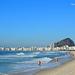 Copabana beach - Rio de Janeiro.