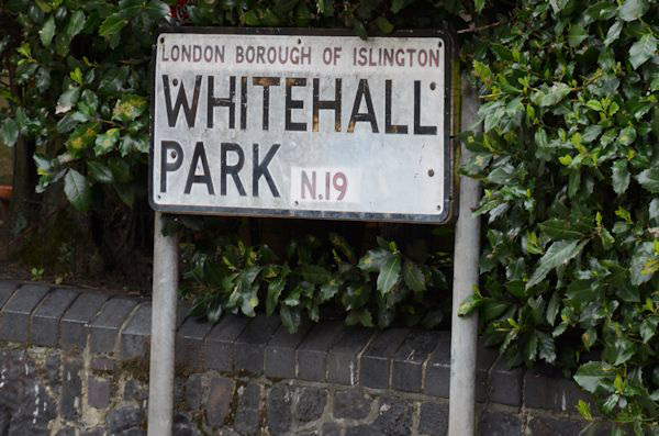 Whitehall Park, N19