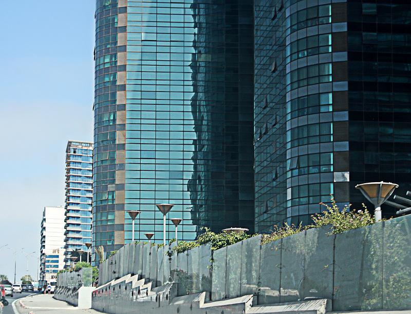 ORAN et ses buildings